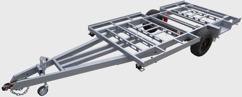 Caravan chassis image