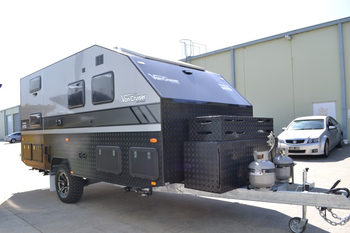 Family HTO Van Cruiser Caravans