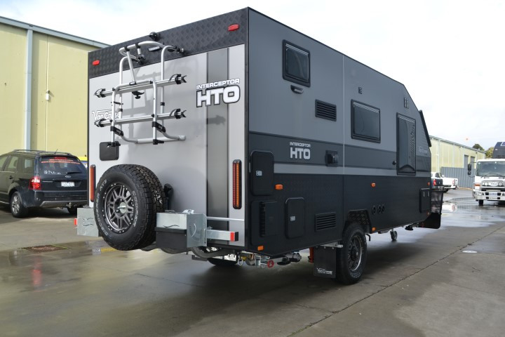 Interceptor HTO Van Cruiser